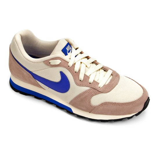 c1b7613d23d3a Tênis Nike Md Runner 2 Masculino - Azul Royal - Compre Agora