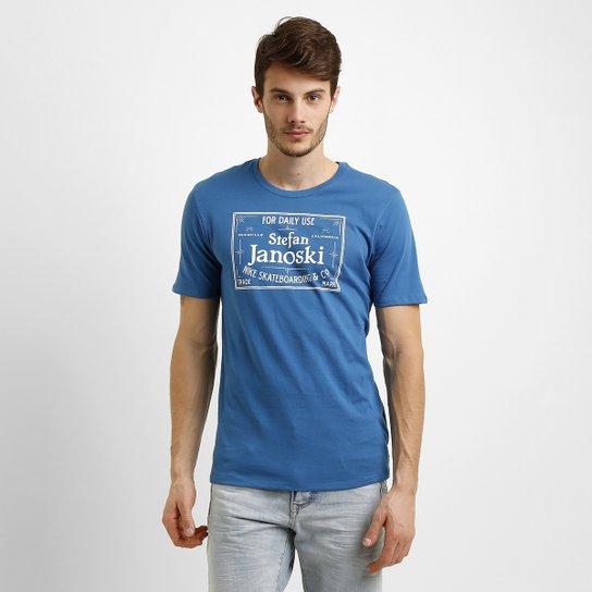 9c9b32d9a9f42 Camiseta Nike Sb Df Janoski Label Tee - Compre Agora