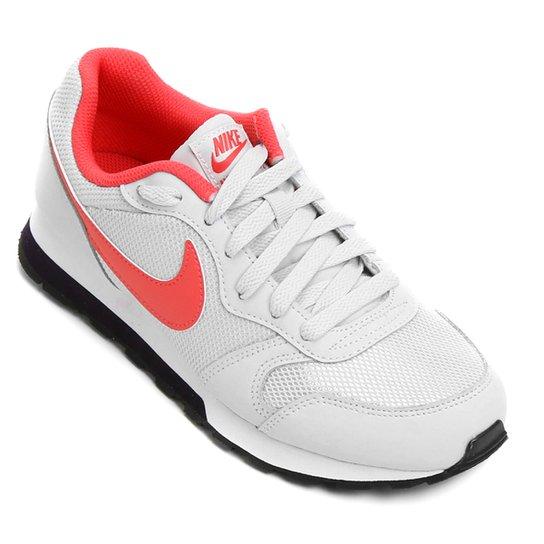 8a3263bd84d Tênis Infantil Nike Md Runner 2 - Cinza Claro - Compre Agora