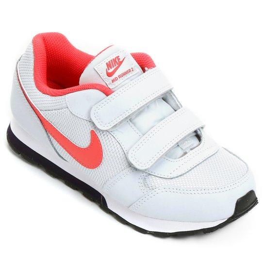 e7455be35fac5 Tênis Infantil Nike Md Runner 2 Feminino - Cinza | Netshoes