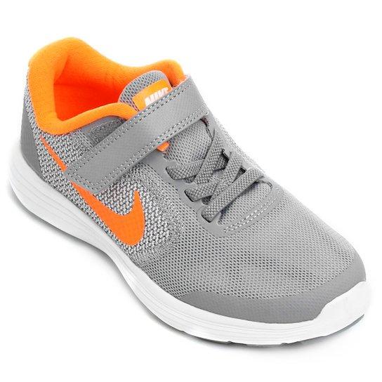 d2b776b9c91 Tênis Nike Revolution 3 Infantil - Compre Agora