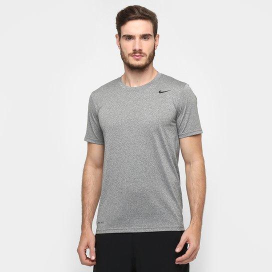 3adb0913ada80 Camiseta Nike Legend 2.0 Ss Masculina - Cinza - Compre Agora