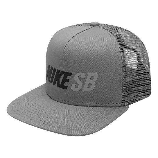 Boné Nike SB Reflect Trucker - Compre Agora  22bf46340f6