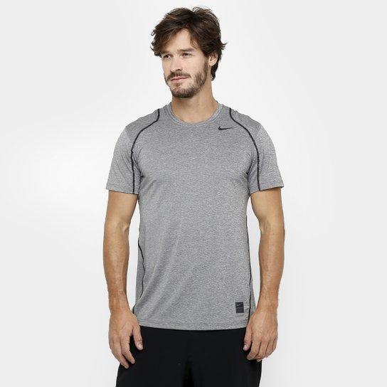 94a290cec1 Camiseta Nike Pro Cool Fitted Masculina - Compre Agora