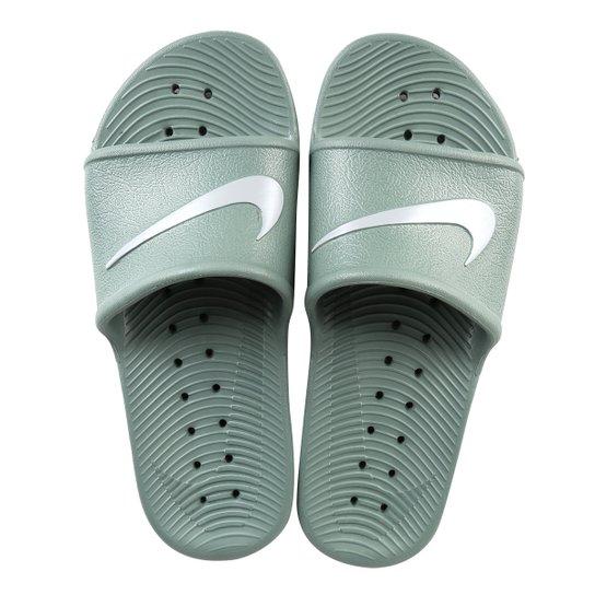 2bf3444d914 Sandália Nike Kawa Shower - Cinza - Compre Agora