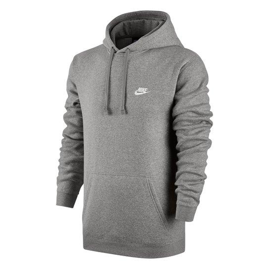 06996a29dae Moletom Nike Nsw Hoodie Po Flc Club c  Capuz - Compre Agora