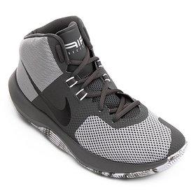 246a440cbaf (126). Tênis Cano Alto Nike Air Precision Masculino
