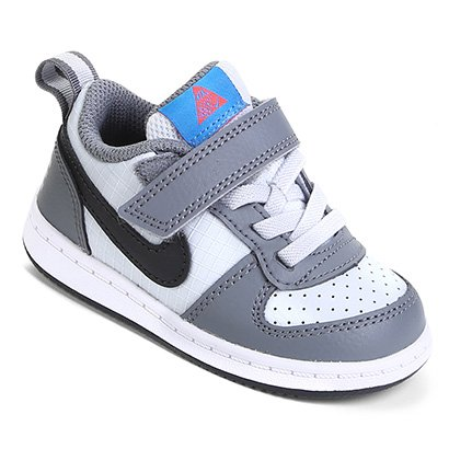 Tênis Infantil Nike Court Borough Low Masculino