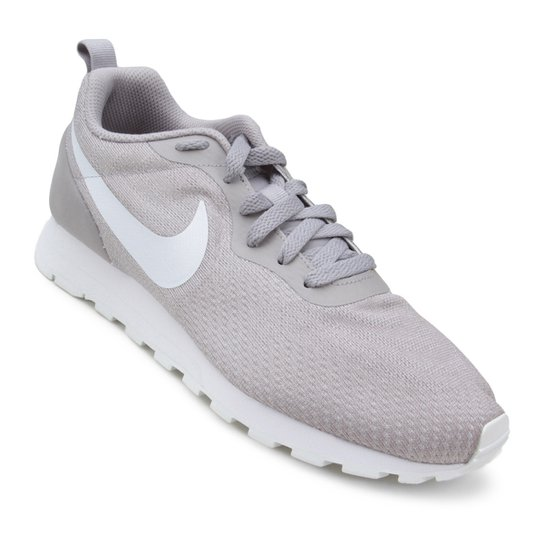 Tênis Nike Md Runner 2 Eng Mesh Feminino - Cinza - Compre Agora ... 9a81c08b7431e