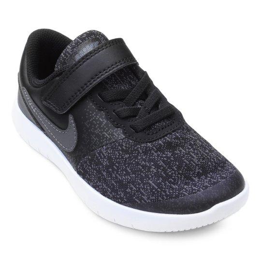 Tênis Infantil Nike Flex Contact Psv - Preto e Cinza - Compre Agora ... cb987be71463a