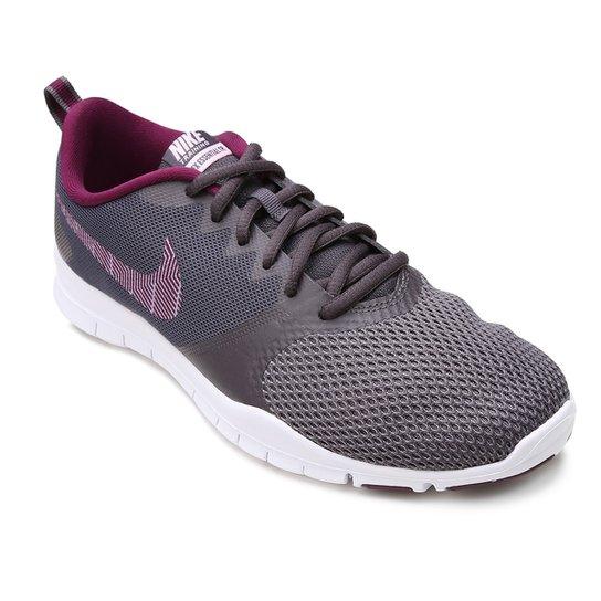 a87ce74fc66 Tênis Nike Flex Essential TR Feminino - Cinza - Compre Agora