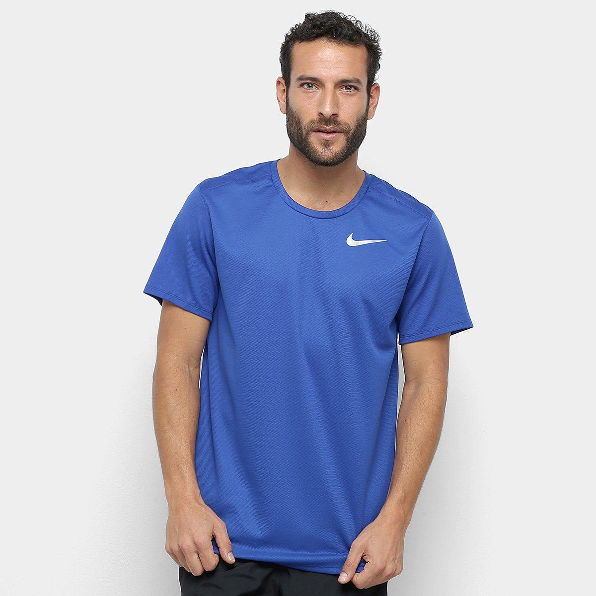 Camiseta Nike DRI-FIT Run Masculina - Tam: P