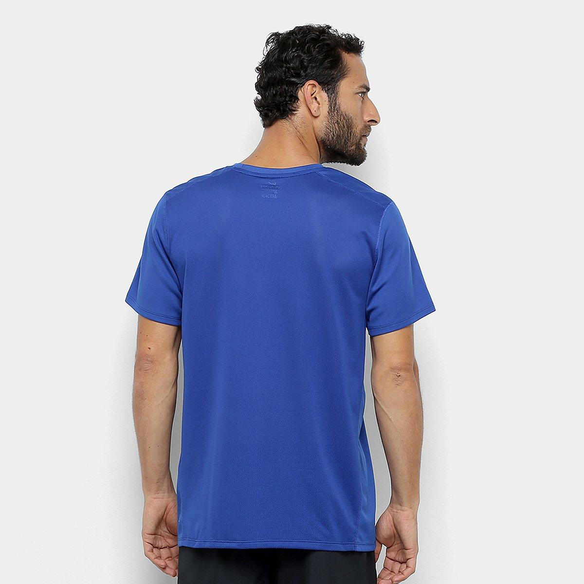 Camiseta Nike DRI-FIT Run Masculina - Tam: P - 1