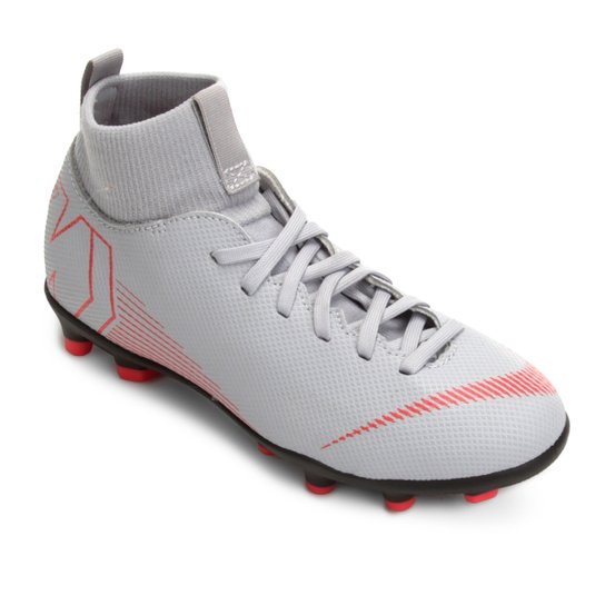 db31ece4d7 Chuteira Campo Infantil Nike Mercurial Superfly 6 Club - Compre ...