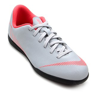 ee30e821256fe Chuteira Futsal Infantil Nike Mercurial Vapor 12 Club