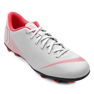 Chuteira Campo Nike Mercurial Vapor 12 Club e288db8748733