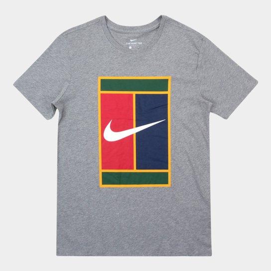 581ed17138 Camiseta Rafael Nadal Nike Heritage Masculina - Compre Agora