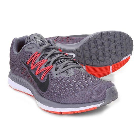 3ecdf0cc3e0 Tênis Nike Zoom Winflo 5 Masculino - Cinza - Compre Agora