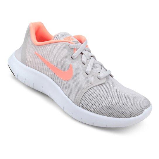 2c74f59b04886 Tênis Infantil Nike Flex Contact Feminino - Cinza - Compre Agora ...