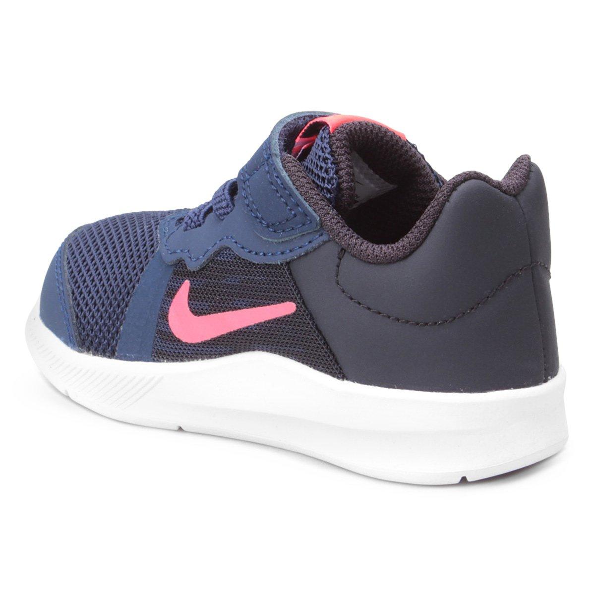 71fb42a5b19 Foto 2 - Tênis Infantil Nike Downshifter 8 Gtv Com Velcro Feminino