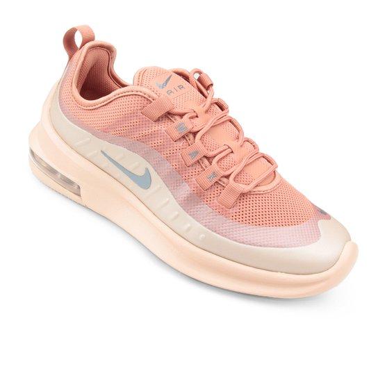 separation shoes 0a316 29bc8 Tênis Nike Air Max Axis - Rosa Claro   Netshoes