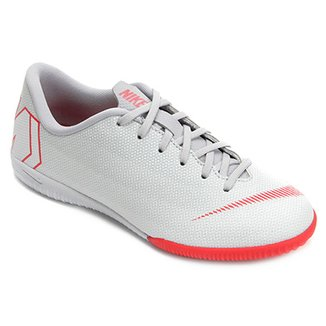 Chuteira Futsal Infantil Nike Mercurial Vapor 12 Academy GS IC 1aa4e1a26266f
