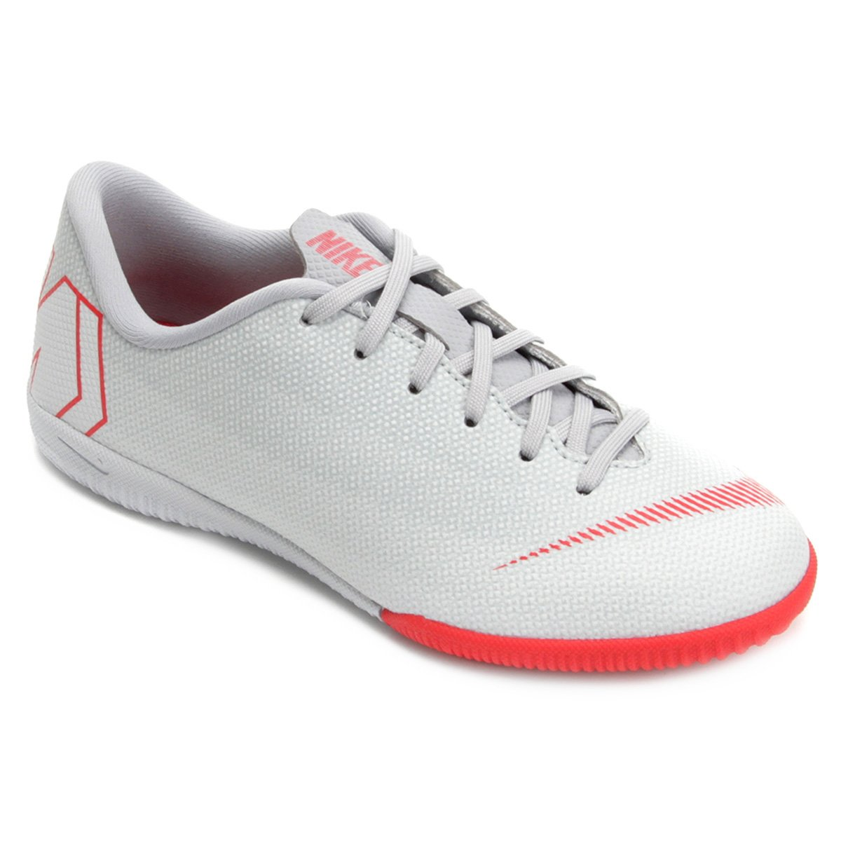 0e1a4a5c4d Chuteira Futsal Infantil Nike Mercurial Vapor 12 Academy GS IC ...