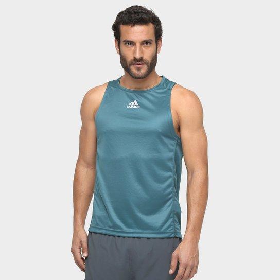 2ca0ad2581 Camiseta Regata Adidas Sequencials - Compre Agora
