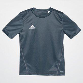 16bac8914e Camisa Infantil Adidas Core 15 Treino