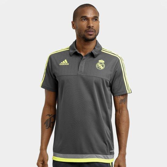 5e2903de32 Camisa Polo Adidas Real Madrid Viagem   Netshoes