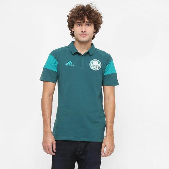 67e17918ea Camisa Polo Palmeiras Adidas Core Masculina - Compre Agora