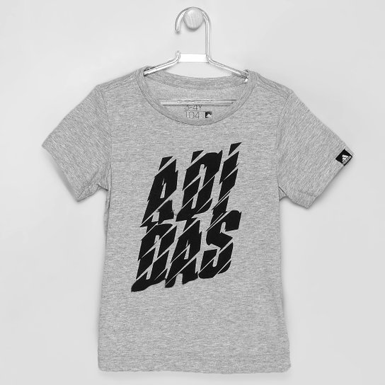Camiseta Adidas Shred Lineage Infantil - Compre Agora  72207f58ceb92
