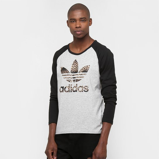eeb4f362a83 Camiseta Adidas Originals Adi Trefoil M L - Compre Agora