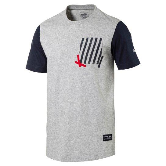 71c45008ab Camiseta Puma Red Bull Racing Concept - Compre Agora