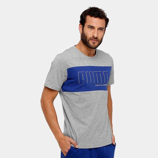 685a6ce76d Camiseta Puma Style Athletics Graphic Tee Masculina - Compre Agora ...