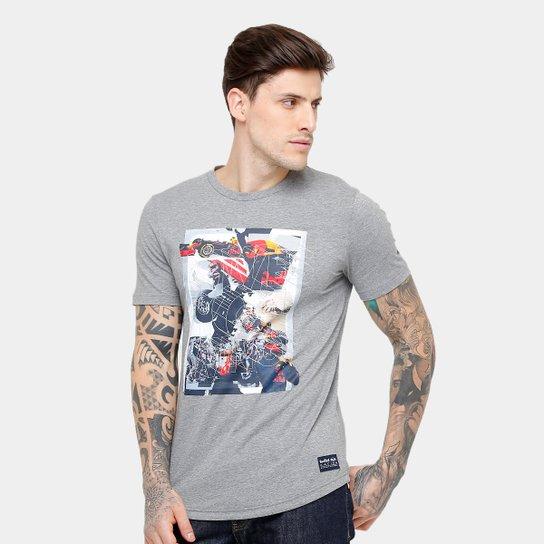 778a3ef744b Camiseta Puma Red Bull Racing Graphic II Masculina - Compre Agora ...