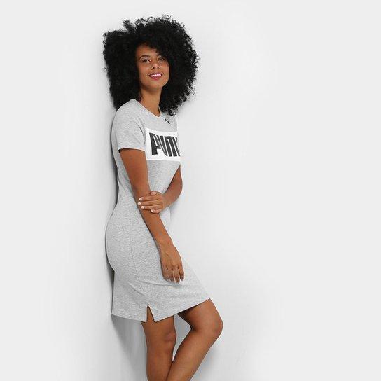 Vestido Puma Urban Sports Dress - Compre Agora  4bfef90e707