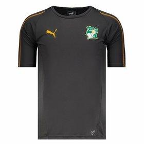 Camisa Puma Seleção Costa do Marfim Away 2014 s nº - Compre Agora ... 67f3814b5f03e