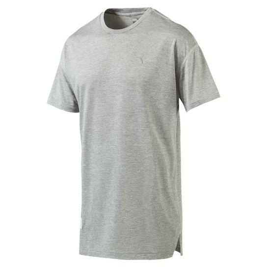 Camiseta Puma Energy Ss Masculina - Cinza Claro - Compre Agora ... 6d76061338d01