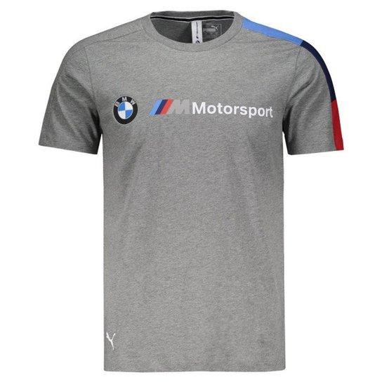 Camiseta Puma BMW Motorsport T7 - Compre Agora  0f50a28eae0