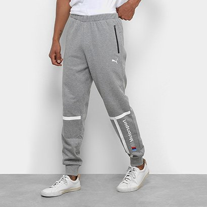 Calça Moletom Puma BMW MMS Sweat Pants Masculina