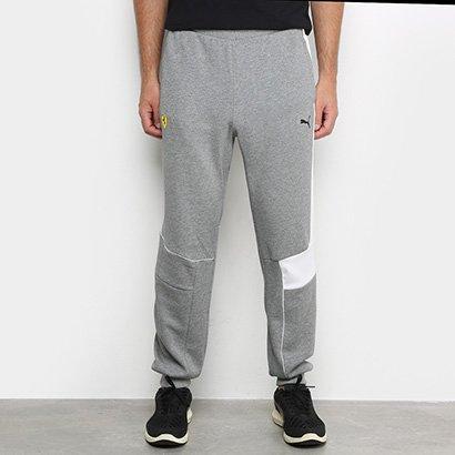 Calça Moletom Puma Ferrari Sweat Pants Masculina
