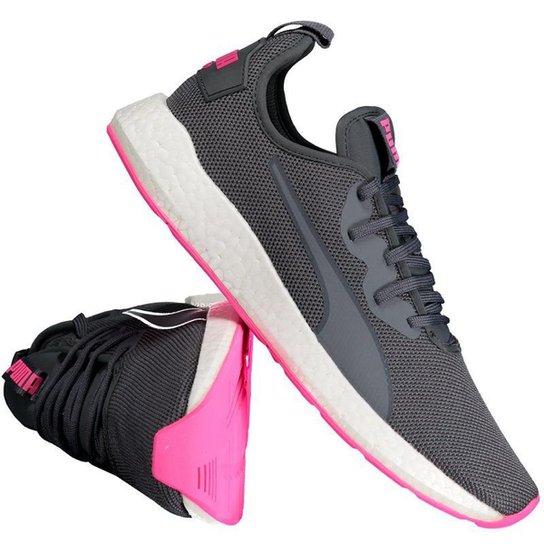 Tênis Puma NRGY Neko Sport Feminino - Cinza - Compre Agora  33717c4472e77