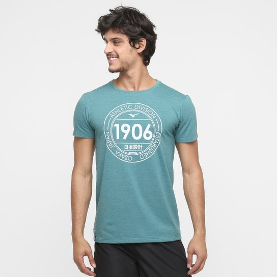 Camiseta Mizuno Osaka - Compre Agora  47df38cfc26f8