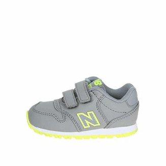 122975648c1 Tenis Infantil New Balance 500 Masculino