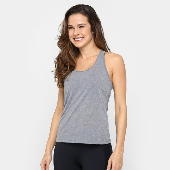 Camiseta Regata Asics Basic Crepe Run Nadador - Compre Agora  3c42232207e85
