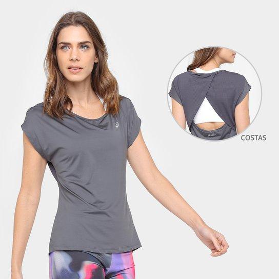 4aedbd858e Camiseta Asics Fitness Feminina - Compre Agora
