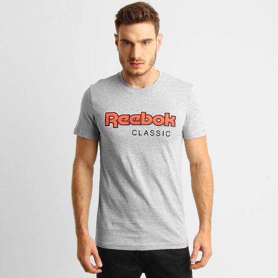 49d3b8c2dd9 Camiseta Reebok Classic GT - Compre Agora