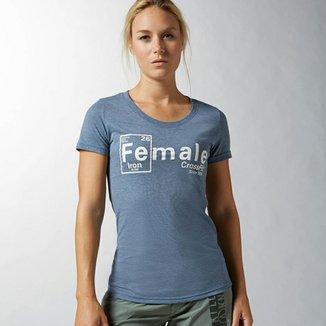 Camiseta Reebok Crossfit Graphic T 8 95029abb95cfb