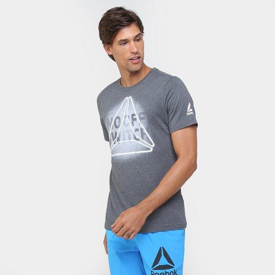 dfc3c2ae718 Camiseta Reebok No Off Switch Masculina - Compre Agora